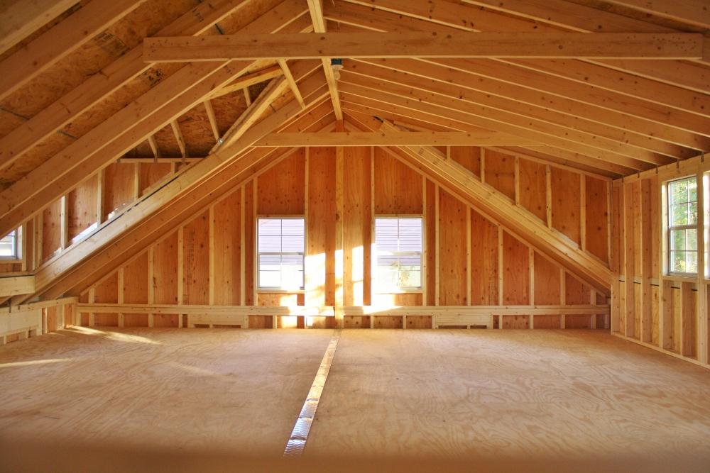 Living Room Over Garage Cold