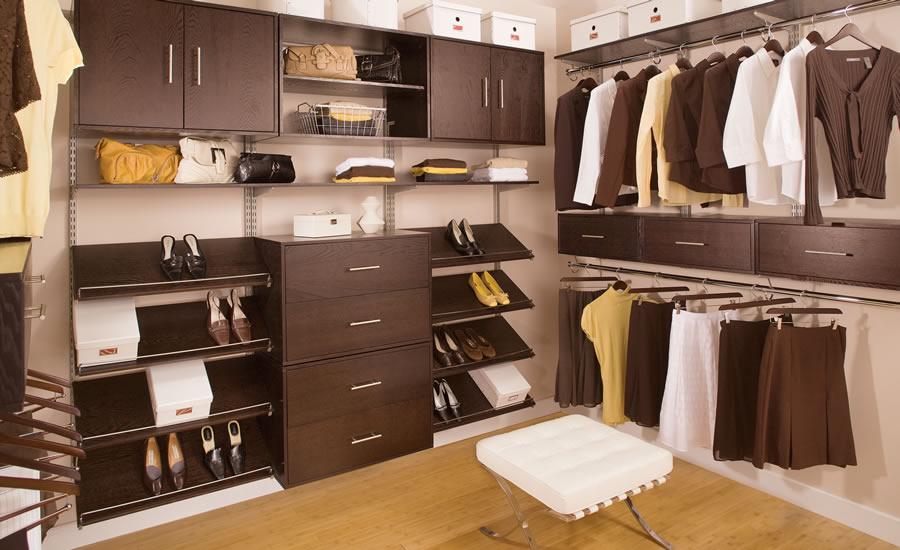 Say U0027NOu0027 To Boring Closet Design